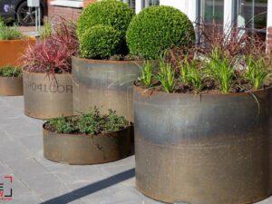 Tuinobjecten en tuinafwerking